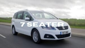 7 seater cars