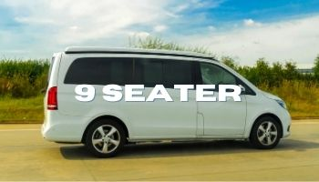 9 seater cars